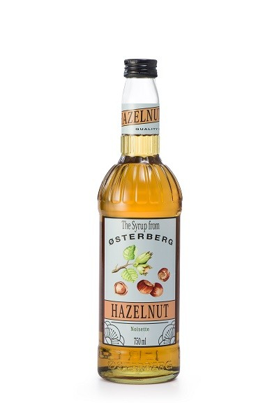 Syrup Osterberg Hạt dẻ 750ml