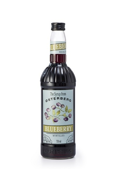 Syrup Osterberg Việt quất 750ml