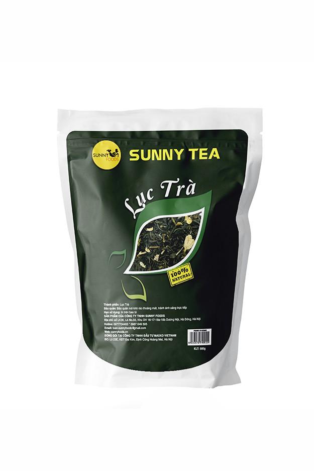 Lục Trà Nhài Sunny 1kg