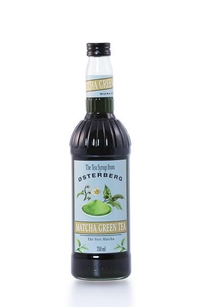 Syrup Osterberg Matcha 750ml