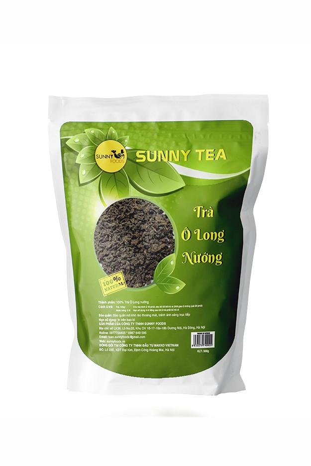 Trà Olong Nướng Sunny 1kg