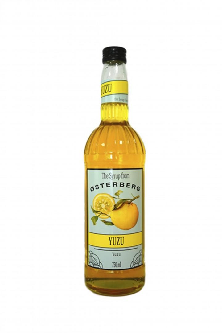 Syrup Osterberg Yuzu 750ml