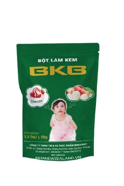 Bột kem các vị BKB 1,3kg
