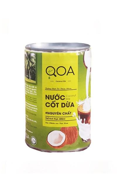 Cốt dừa QAO