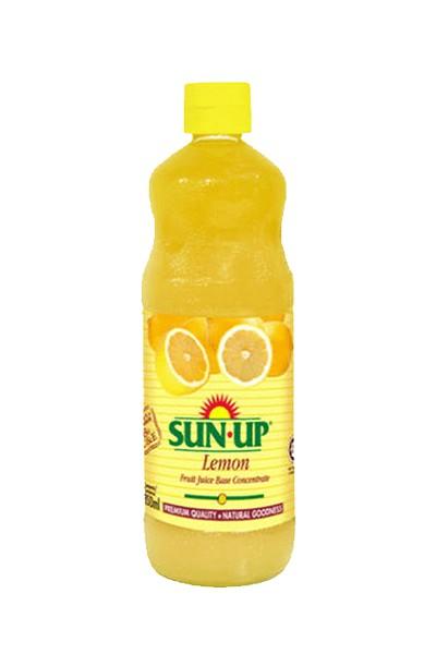 Nước ép Sun-up Chanh vàng 850ml